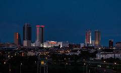AC Nightscape (walter2046) Tags: atlanticcity landscape nj newjersey night architecture buildings city cityscape gamblimg lighting naturallighting resort sundown