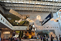 Air and Space Museums #3 (*Amanda Richards) Tags: boeing smithsonian airandspace museum planes aircraft airplane airplaneview space outerspace flight