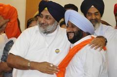 Sukhbir Badal - No Assembly poll ticket for Mohali Mayor Kulwant singh (Punjab News) Tags: punjabnews punjab news government