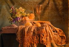 Classic Stil-Life (Marisa y Angel) Tags: 2013 bodegn stilllife naturemorte tabletop texturas textured