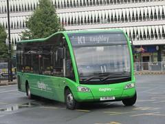 Keighley Bus Co 153 YJ16DVG Keighley Bus Stn on K1 (1) (1280x960) (dearingbuspix) Tags: keighleydistrict transdevkeighleydistrict keighleybuscompany transdevkeighleybuscompany yj16dvg 153 transdev