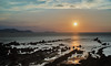 Sunset beach with flysch. Atardecer playa con flysch. (hajavitolak) Tags: sinespejo mirrorless milc csc evil fullframe fx sony sonya7ii sonya7m2 ilce7m2 a7 captureone emount barrika vizcaya basquecountry euzkadi euskadi zeiss zeiss5518za za zeiss5518 largaexposición longexposure clouds nubes nature naturaleza sunset atardecer paisaje landscape playa beach beauty flysch flysches costacantábrica cantabriancoast costavasca basquecoast spain