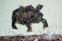 turtle (falkmo) Tags: mural art wall urban streetart turtle graffiti schildkrte