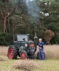 Oude tractor (m.ritmeester) Tags: ngc nederland tractor noord braband