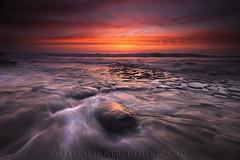 Alien Spawn (sjs61) Tags: sjs61 steveskinnerphotography steveskinner surf sunsets seascape slowexposure reflectedlight landscapes lajolla hospitalsreef
