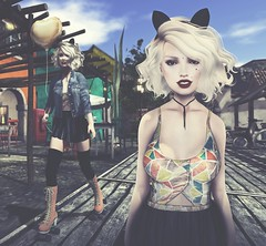 Will you be the one to take a chance? (Blog | Beautiful Mistake) Tags: blog fashion luxe moda mode secondlife sl spirit truth woman women catwa deetalez emery phedora mishmish versus event collabor88 forest