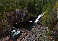Staddaren Tovdalselva Austen 240916 (1) (Geir Daasvatn) Tags: staddaren tovdalselva austen mli water waterfall landscape longexposure foss