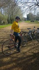 Cycling Lisa - March 2014 (Gareth Wonfor (TempusVolat)) Tags: tempusvolat tempus volat mrmorodo garethwonfor gareth wonfor