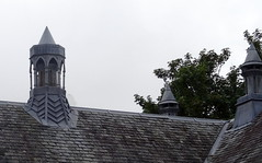 Some serious chimneys in Luss, Scotland (vmyk) Tags: chimney luss scotland