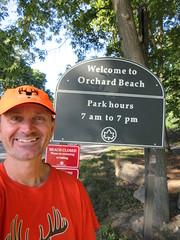 Ryan Janek Wolowski Welcome to Orchard Beach sign in Pelham Bay Park, Bronx, New York City (RYANISLAND) Tags: park orchard beach orchardbeach orchardbeachny orchardbeachnyc orchardbeachnewyork orchardbeachnewyorkcity orchardbeachbronx orchardbeachthebronx obny obnyc thebronx bronx bronxriviera ny nyny nyc nys newyork newyorknewyork newyorkcity newyorkstate outdoors nature pelham bay pelhambay pelhambaypark longislandsound urban urbanpark robertmoses daboogiedownbronx boogiedownbronx thebigapple summer summerfun summervacation summerbeach 2016