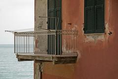 Cinque Terre, Monterosso balcony (Kurtsview) Tags: italy cinque terre monterosso balcony sea mediterranean