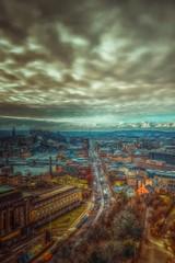 Fly over Edinburgh #edinburgh #scotland #travel #city (seelenduft) Tags: scotland city travel edinburgh