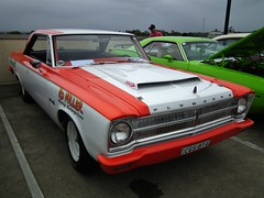 1965 Plymouth Belvedere II coupe (sv1ambo) Tags: plymouth ii nsw newsouthwales belvedere coupe castlehill 1965 castletowers allamericanday