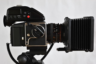 Hasselblad V pimped out