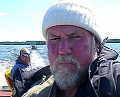 663 (Marbeck53) Tags: trip travel vacation ontario canada men boats fisherman fishermen panasonic males persons frown humans eaglelake marbeck53 markriesenbeck