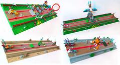 Chima Tracks (Imagine) Tags: lego tracks chima imaginerigney speedorz legendsofchima chimatracks