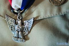 The Eagle Scout Award (Daniel M. Reck) Tags: uniform unitedstates eagle award honor scout boyscouts iowa marion medal eaglescout leadership scouting bsa boyscoutsofamerica