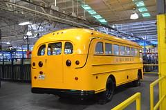 All American 1 (crown426) Tags: 1948 georgia factory bluebird schoolbus aare fortvalley allamerican 2014 aafe d3re