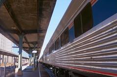 at the station (t55z) Tags: train birmingham alabama crescent amtrak diningcar