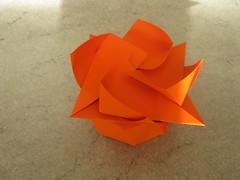 Mélisande*'s Chopin Tato Box (georigami) Tags: paper origami papel papiroflexia