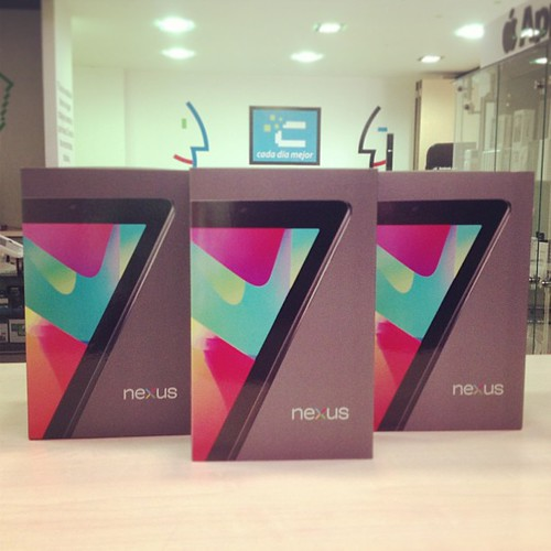 Google Nexus 7, la mejor Tablet Android de 7