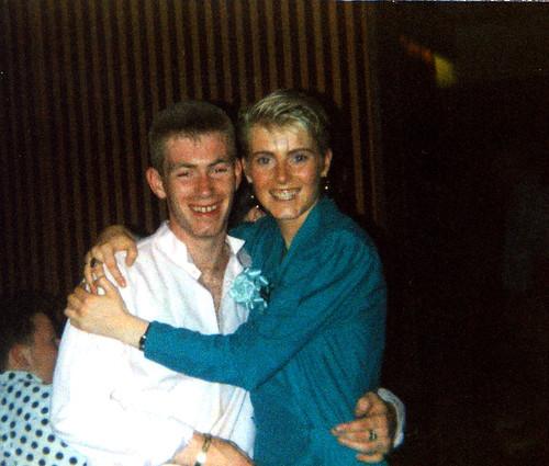 Jackie Scullion 1980s
