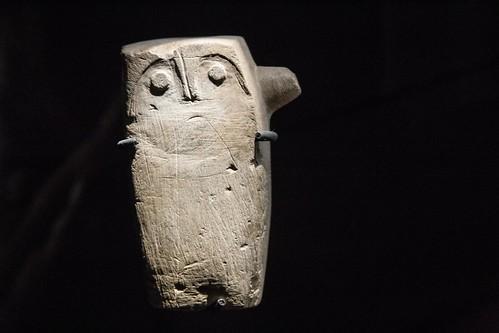 Objeto en Museo Mapuche de Cañete