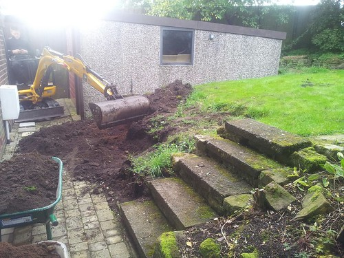 Landscaping Macclesfield.  Image 2