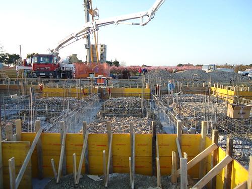 Costruzioni edili cantiere technogym progetti realizzati for Casa del cantiere