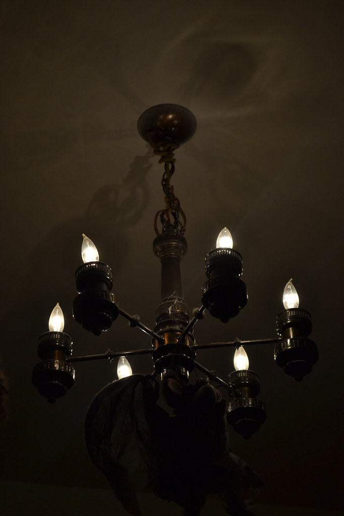 The worlds best photos of chandelier and creepy flickr hive mind kathrynallen tags dark lights creepy chandelier mozeypictures Gallery