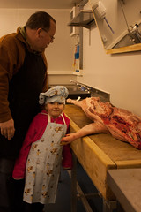 "Pig Butchery • <a style=""font-size:0.8em;"" href=""http://www.flickr.com/photos/33789170@N02/8527925592/"" target=""_blank"">View on Flickr</a>"