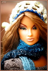 Wrap Ture Anja (Michaela Unbehau Photography) Tags: jason nature fashion by outside deutschland photography doll wrap convention wu mode royalty anja puppe tropicalia ture summersun