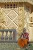 Introspection (Sr. Fernandez) Tags: street red portrait people canon eos gold golden town rojo asia cambodia village gente robe retrato buddhist pueblo bored monk social boredom shanty 5d siemreap naranja dorado oro tonlesap mkii ornage monje tunica aburrimiento aburrido budista camboya chabola introspeccion intrsopection kompongkhleang 5dmarkii