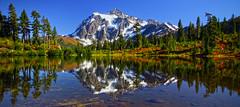 Mt Shuksan, North Cascades National Park (i8seattle) Tags: northcascades mtshuksan northcascadesnationalpark mountshuksan picturelake