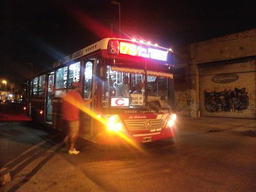 Linea 178 ( Florencio varela - Nueva pompeya ) / Line 178 (Florencio Varela - New Pompeii)