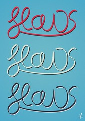 Beautiful Flaws (Gabe_Gabe) Tags: illustration typography graphicdesign gabe flaw flaws gbor graphicaldesign vecsei vecseigbor