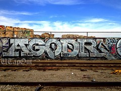 AGOD (UTap0ut's Pinche Mero Mole!) Tags: california art cali graffiti paint graff rk agod kog uploaded:by=flickrmobile flickriosapp:filter=nofilter