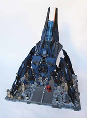 Mass Effect Reaper (Imagine) Tags: lego reaper jigsaw masseffect imaginerigney mocathalon