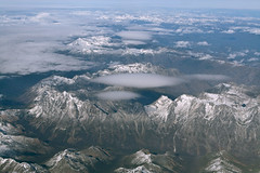 Northern Cascades (Oregon Hiker) Tags: mountains flying washington flight airtravel northerncascades