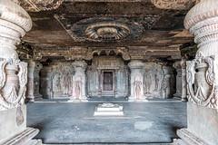 Ellora Caves 1, Aurangabad India (rjsnyc2) Tags: india asia maharashtra aurangabad 2013 elloracaves nikond800