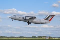British Aerospace Avro 146-RJ85 (Boushh_TFA) Tags: france netherlands airport nikon air nederland british nikkor schiphol ams aerospace avro 70200mm 146 eham rj85 cityjet polderbaan vrii d7000 eirjd