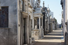 "La Recoleta Cemetery • <a style=""font-size:0.8em;"" href=""http://www.flickr.com/photos/94329335@N00/8619377499/"" target=""_blank"">View on Flickr</a>"