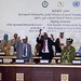JEM signes the peace agreement