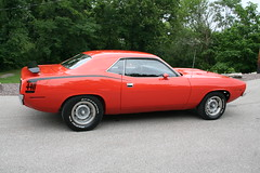 """1970 Plymouth 'Cuda 440 • <a style=""""font-size:0.8em;"""" href=""""http://www.flickr.com/photos/85572005@N00/8633959923/"""" target=""""_blank"""">View on Flickr</a>"""