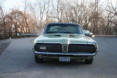 "1968 Cougar • <a style=""font-size:0.8em;"" href=""http://www.flickr.com/photos/85572005@N00/8643873456/"" target=""_blank"">View on Flickr</a>"