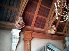 Toad heads, Fantasyland, Disneyland, Anaheim, LA, CA, USA (gruntzooki) Tags: california ca usa la disneyland disney toad anaheim dl mrtoadswildride fantasyland lasangeles