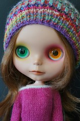 Alba is the David Bowie of Blythe :-)