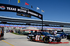 Welcome To Texas (HMP Photo) Tags: nascar autoracing motorsports racecars stockcarracing texasmotorspeedway stockcars circletrack austindillon sprintcup asphaltracing nikond7000 nra500