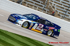 Brad Keselowski (HMP Photo) Tags: nascar autoracing motorsports racecars stockcarracing texasmotorspeedway stockcars circletrack bradkeselowski sprintcup asphaltracing nikond7000 nra500