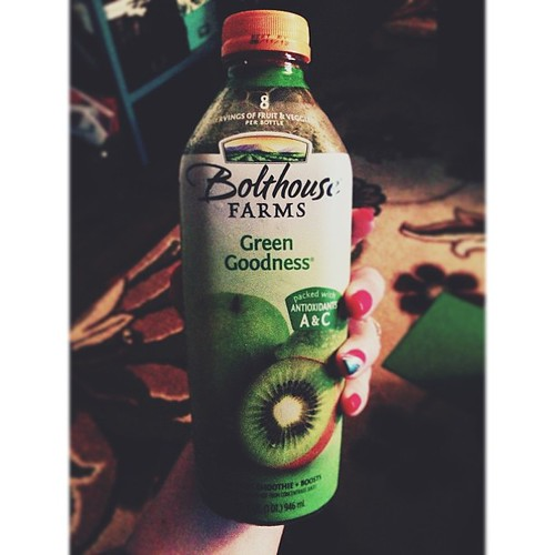 Craving some #greengoodness to get me thru the season change..